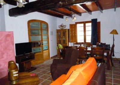 Casa rural en Las Lomas de Biar
