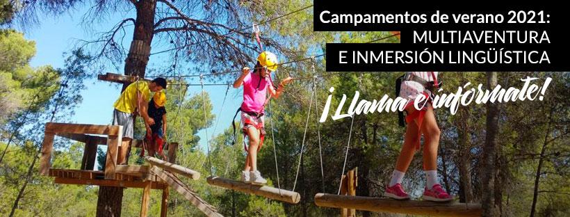 Campamentos Verano 2021